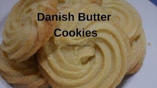 Danish Butter cooklies