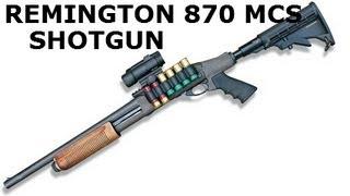 black ops 2 r870 mcs shotgun weapon review