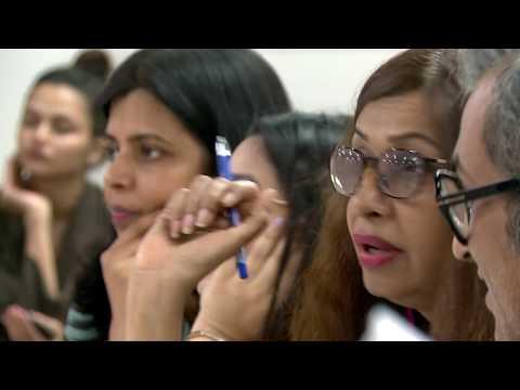 Making : The Front Row Project - Summer Edit at ISDI Mumbai