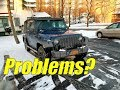 The Only Downside of owning a Jeep Wrangler Unlimited | (Jeep Wrangler Cons )