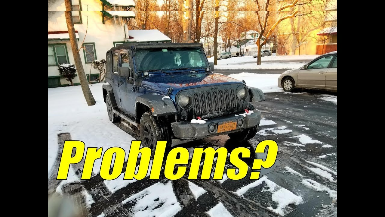 The Only Downside Of Owning A Jeep Wrangler Unlimited Cons