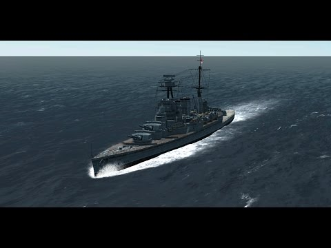 Atlantic Fleet : Battle of Denmark Strait
