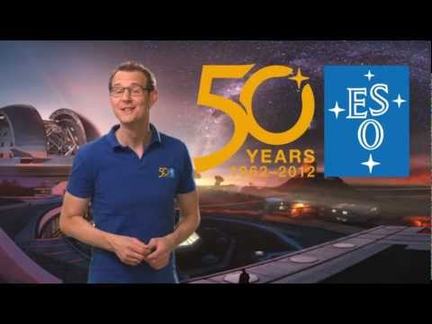 ESOcast 41: Going South — Special 50th anniversary episode #1