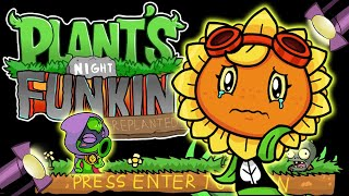 Plant's Night Funkin Replanted Friday Night Funkin' - Plants V.S. Zombies [FNF MODS/HARD]