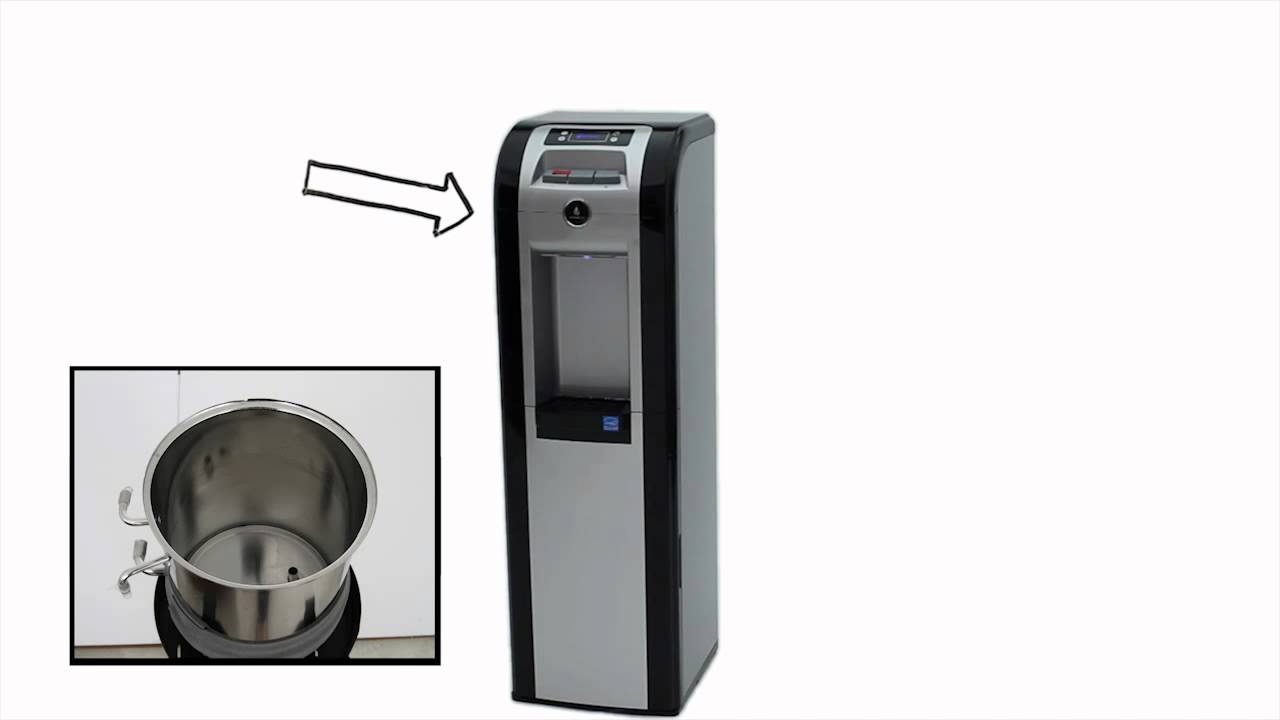 Vitapur Bottom Load Water Dispenser English Youtube