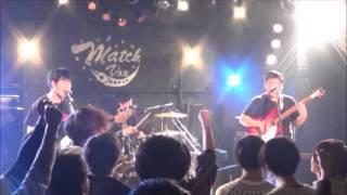 2017/2/11 東京工科大学 ジョイントライブ(冬) 5バンド目「さんぽ」「...