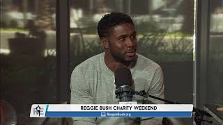 Reggie Bush Talks Rams Settlement, T.O., LeVeon & More w/Rich Eisen | Full Interview | 6/15/18
