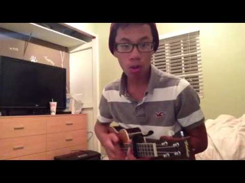Chris Brown - Deuces (Ukulele Cover)