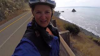 #24 The BIG Climb -- LEGGETT  the largest and longest climbs of the Pacific Coast  Highway