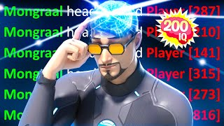 Best Fortnite 200 IQ PLAYS and PREDICTIONS! #18
