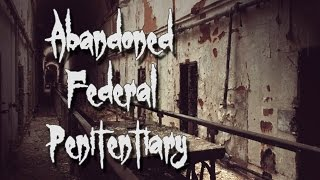 SCP 450 Abandoned Federal Penitentiary