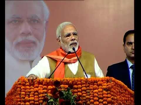 PM Narendra Modi s speech for Gujarat campaign at Nikol Ahmedabad