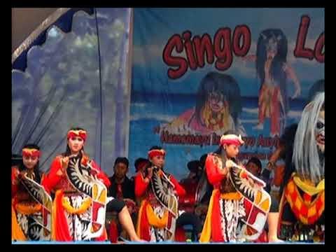 BARONGAN SINGO LODRO TODANAN LIVE BUKIT JONGGRANG