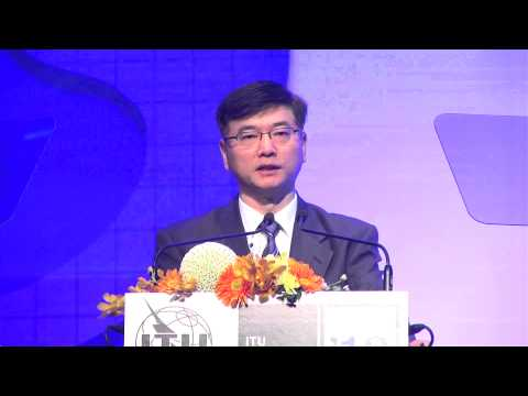 Mr Yue Li, President and CEO, China Mobile, China, speech at ITU Telecom World 2013