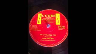 "Rupie Edwards-My little red top 12"" reggae"