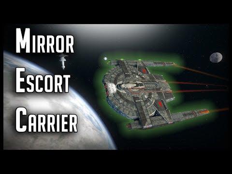 Mirror Escort Carrier [T6] – Star Trek Online
