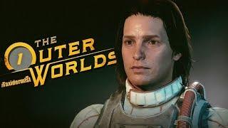 Rescatado del sueño profundo   The Outer Worlds w/ Taxi