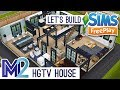 Sims FreePlay - Let's Build an HGTV House (Live Build Tutorial)