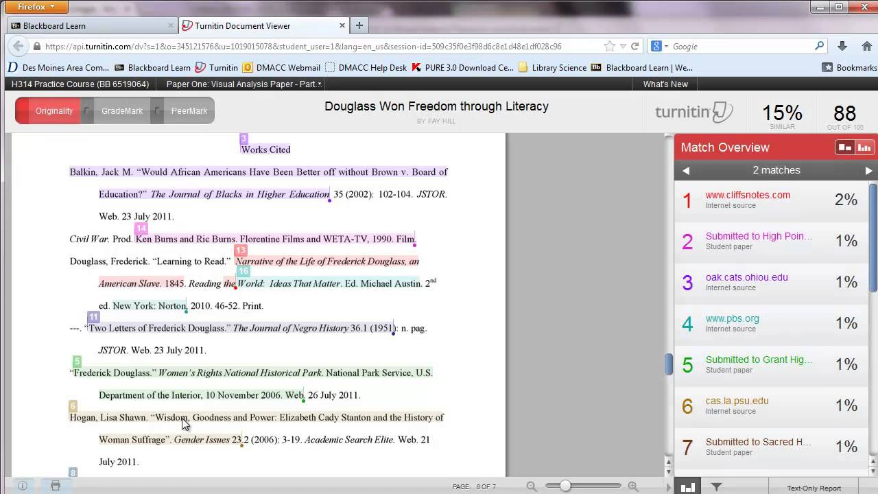 Turnitin Student Guide To Checking For Plagiarism And Grademark  Turnitin Student Guide To Checking For Plagiarism And Grademark  Youtube Buy A Speech Online also Cheap Essay Papers  Essays About English