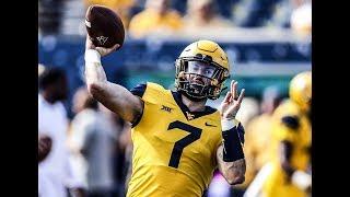 West Virginia Football - Best Plays Through Week 6