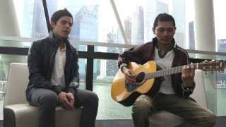 Bryan Adams - Heaven (David Archuleta Acoustic Cover)
