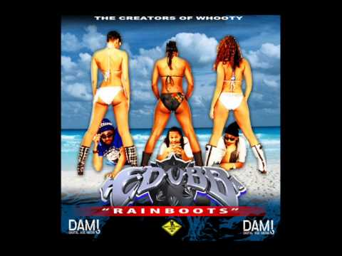 EDUBB - Rain Boots (Dirty Version)