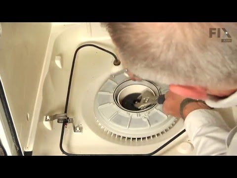 Kenmore Dishwasher Repair – How to replace the Drain and Wash Impeller Kit