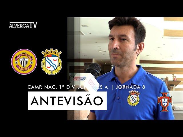 CD Nacional x FC Alverca   Antevisão