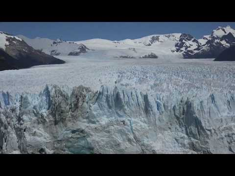 Califate and the Perito Moreno Glacier