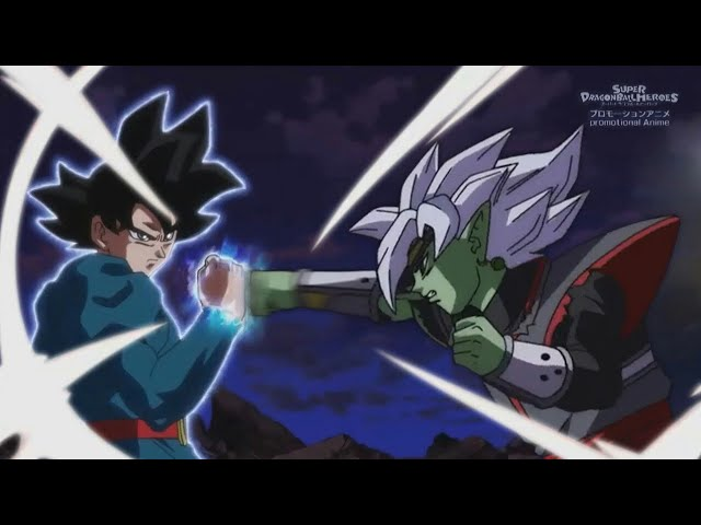 DRAGON BALL HEROES CAPITULO 10 SUB ESPAÑOL ¡GOKU ULTRA INTINTO VS MECHA ZAMASU! (FAN ANIMACIÓN)