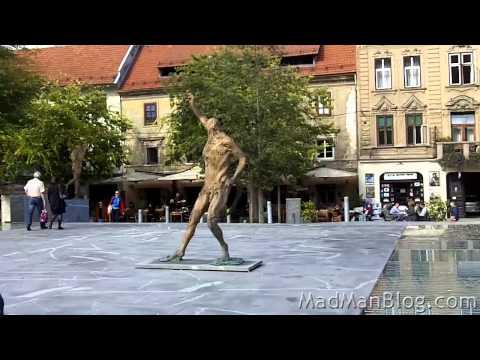 Ljubljana, Slovenia - A Wandering Man Part 4 - The City