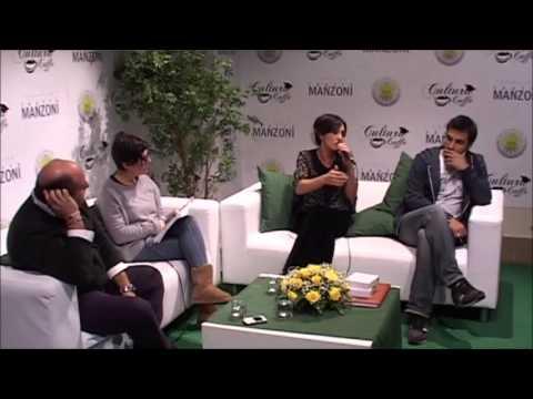 Cultura caffè - Incontro con Ambra Angiolini Ambra Angiolini e Edoardo Leo (30/01/2013)
