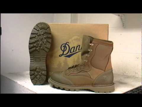 Danner Usmc Rat Rugged Alll Terrain Mountain Combat Boot
