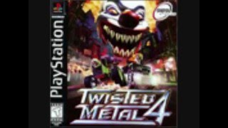 Twisted Metal 4 soundtrack- Construction Yard, Neon City