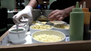 Nitrogen Bhel | Unique experience