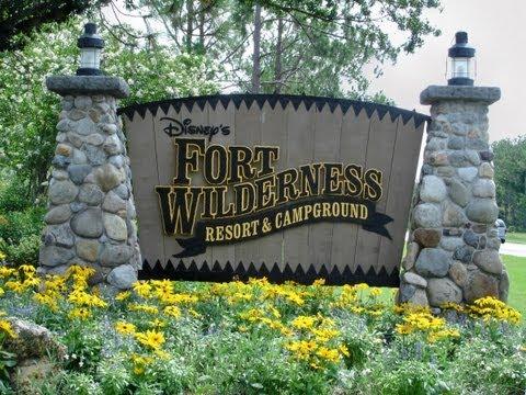 Disney's Fort Wilderness Resort & Campground Walt Disney World HD