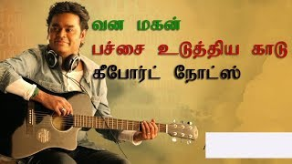 keyboard notes for latest tamil songs vanamagan pachai uduthiyaclasical notes