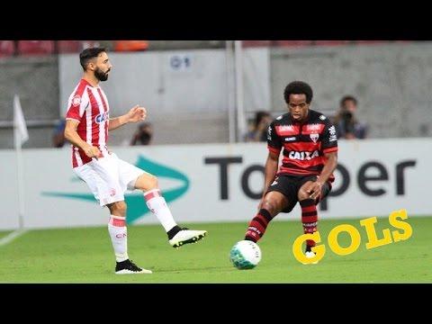 Náutico 2x1 Atlético-GO - Gols - Campeonato Brasileiro Série B 2016 HD