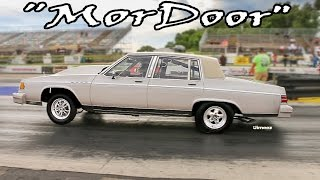 NOT YOUR GRANDPA'S BUICK! 10SEC!? PARK AVENUE GRUDGE CAR! MORDOOR! BIG DRAG'S! BYRON!