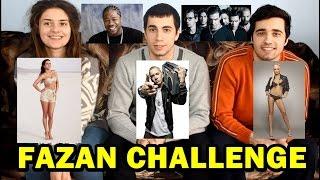 FAZAN SUB PRESIUNE ! ( Cu artiști) CHALLENGE