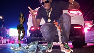 Aidonia WEARS The Most Expensive Diamonds VVS quick Music Video OverView