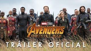 Avengers Infinity War, de Marvel Studios Tr iler Oficial