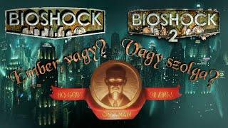 Miről szól a Bioshock 1-2?