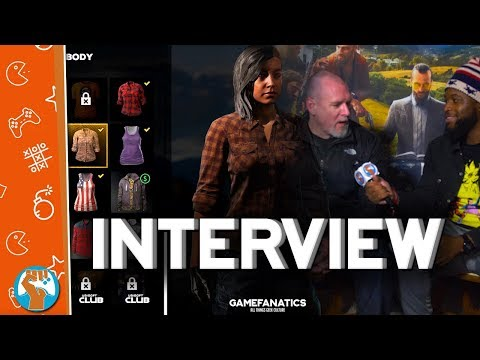 Character Customization, Arcade Mode, and DLC! Far Cry 5 Gameplay Details & Interview