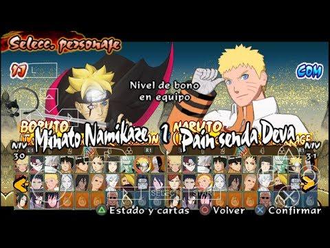 เเจก ModPack Storm Legacy (Naruto Impact)