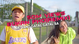 Download DE YANG GATAL GATAL SA - Bukan PHO (Original Remix | Music Video)