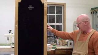 Ozark Valley Displays Completed Alcove Guitar Display Case