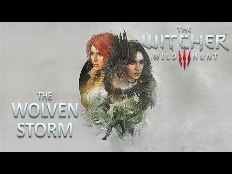 The Witcher 3 Soundtrack - The Wolven Storm Priscilla&39;s song