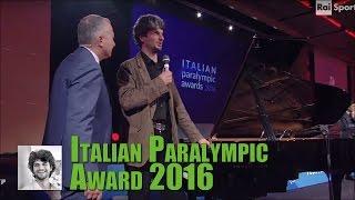 processione piano solo,Ivan Dalia ospite a Italian Paralympic Awards 2016 | Ivan Dalia Official