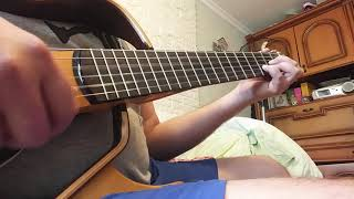 Бесаме ме мучо гитара фингерстайл besame mucho guitar fingerstyle
